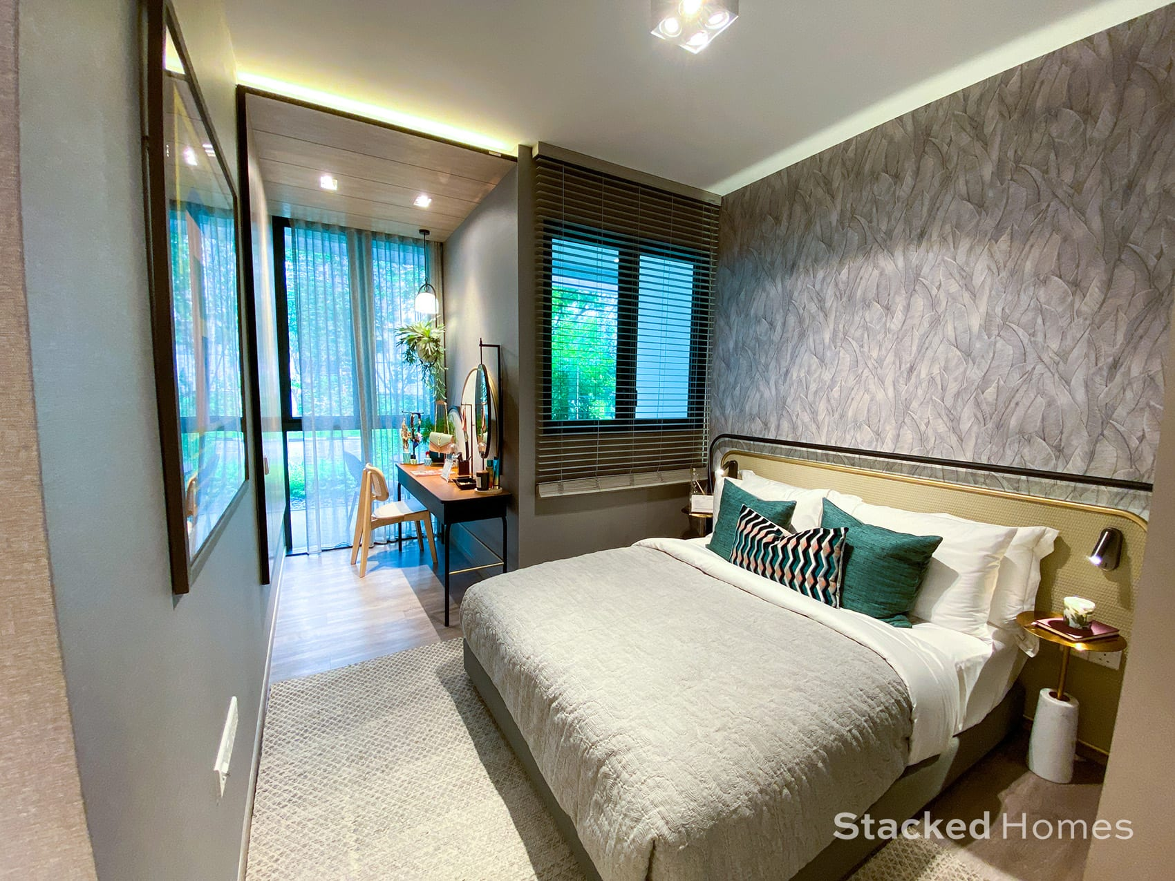 sengkang grand residences 2 bedroom study