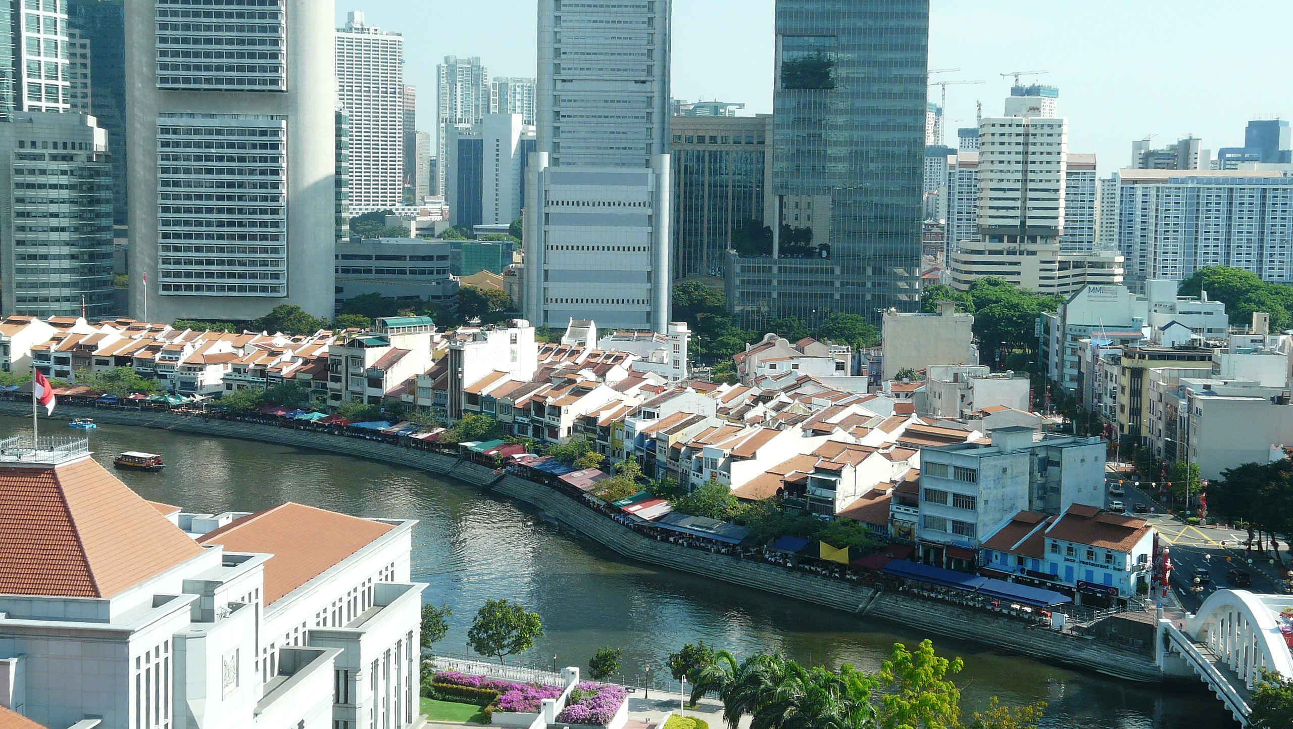 boat quay district 1