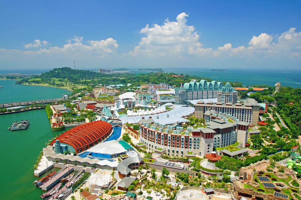 Sentosa District 4