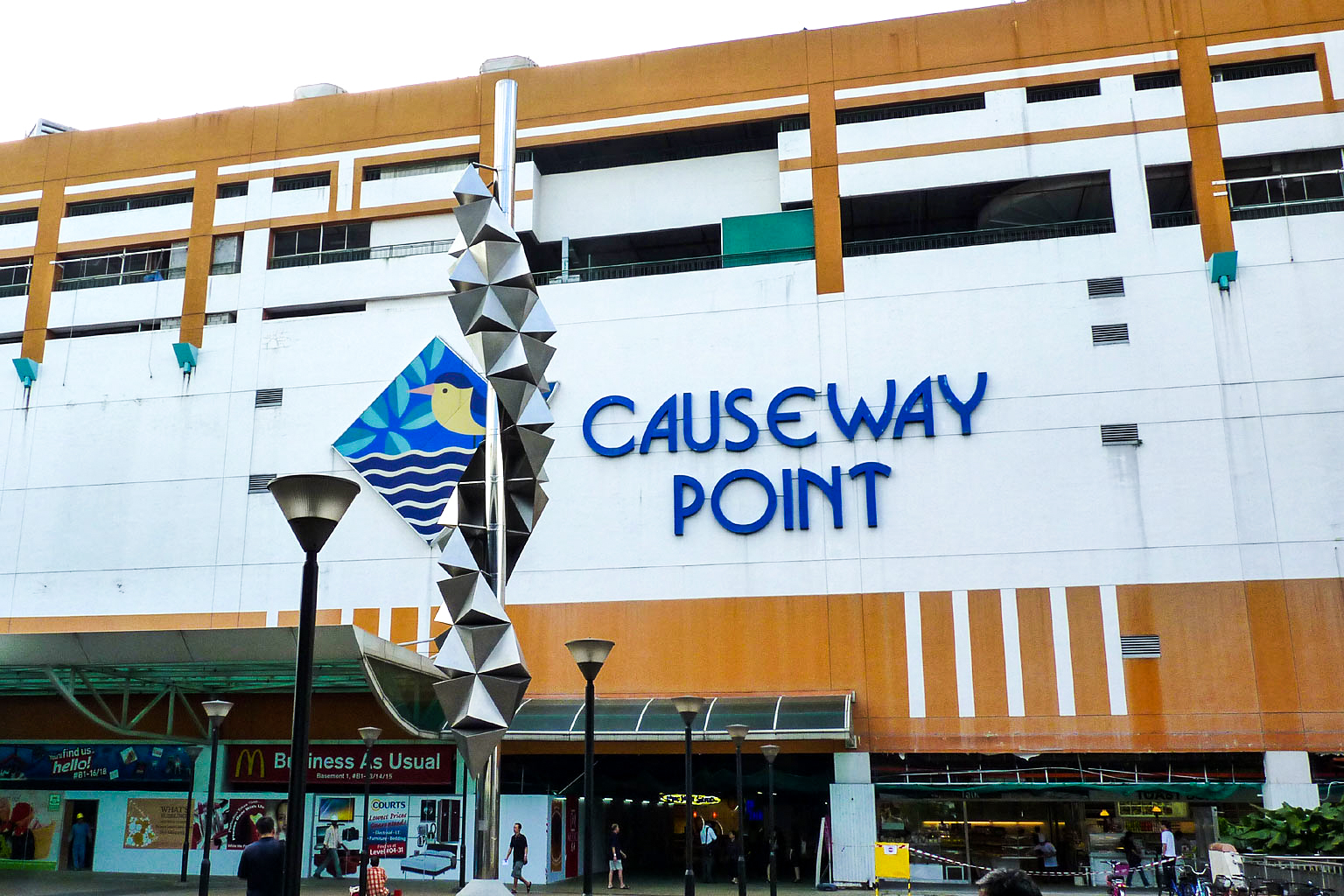 Causeway Point district 25