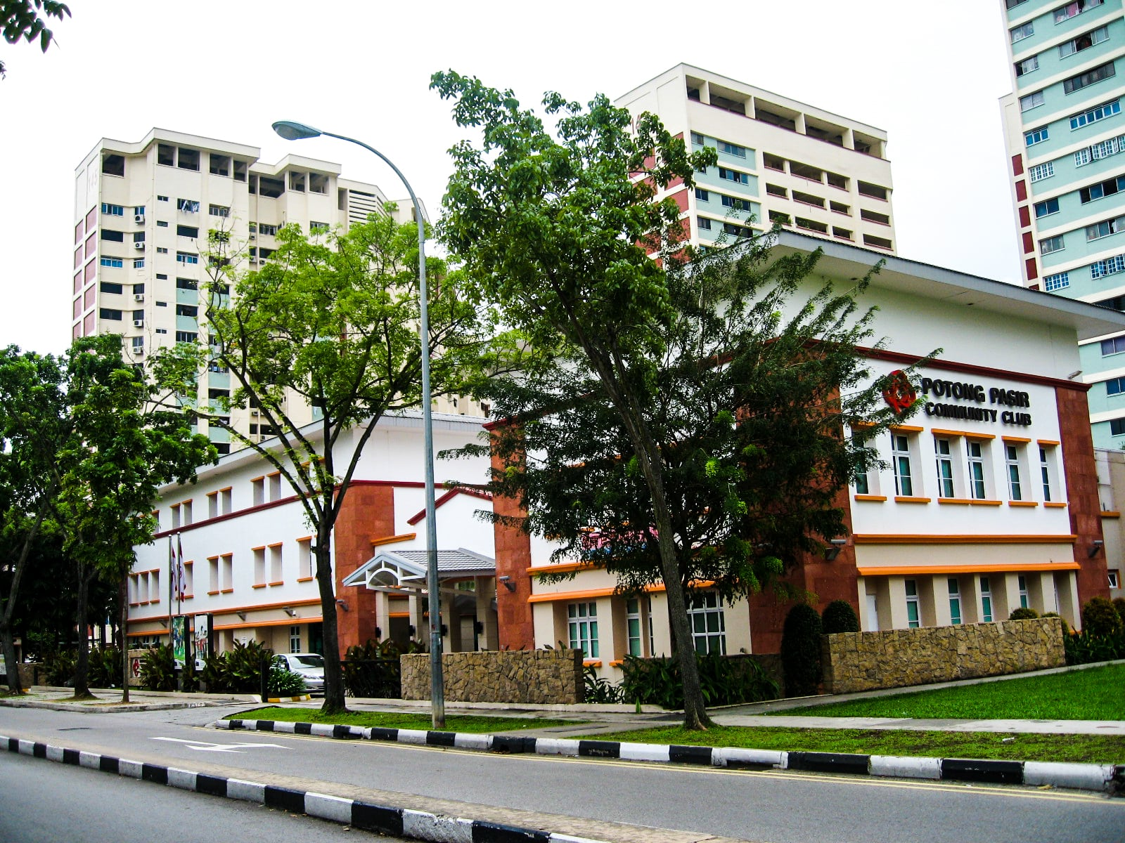 Potong Pasir district 13