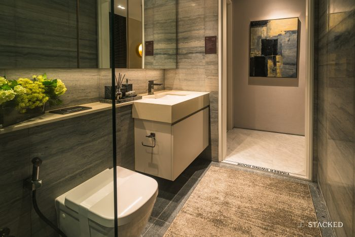 Sloane Residences - 3-Bedroom Bathroom 1