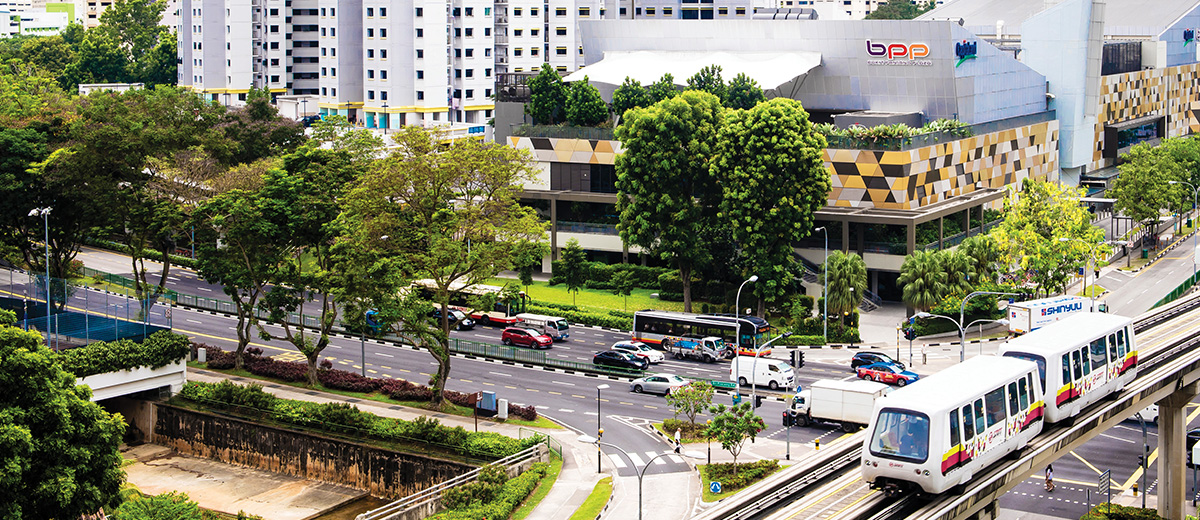 Bukit Panjang Plaza district 23