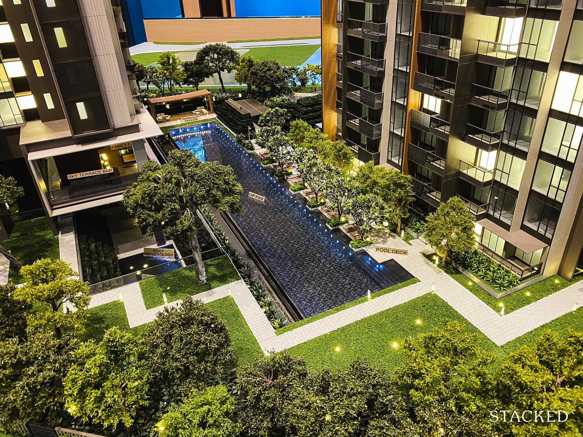 leedon green lap pool