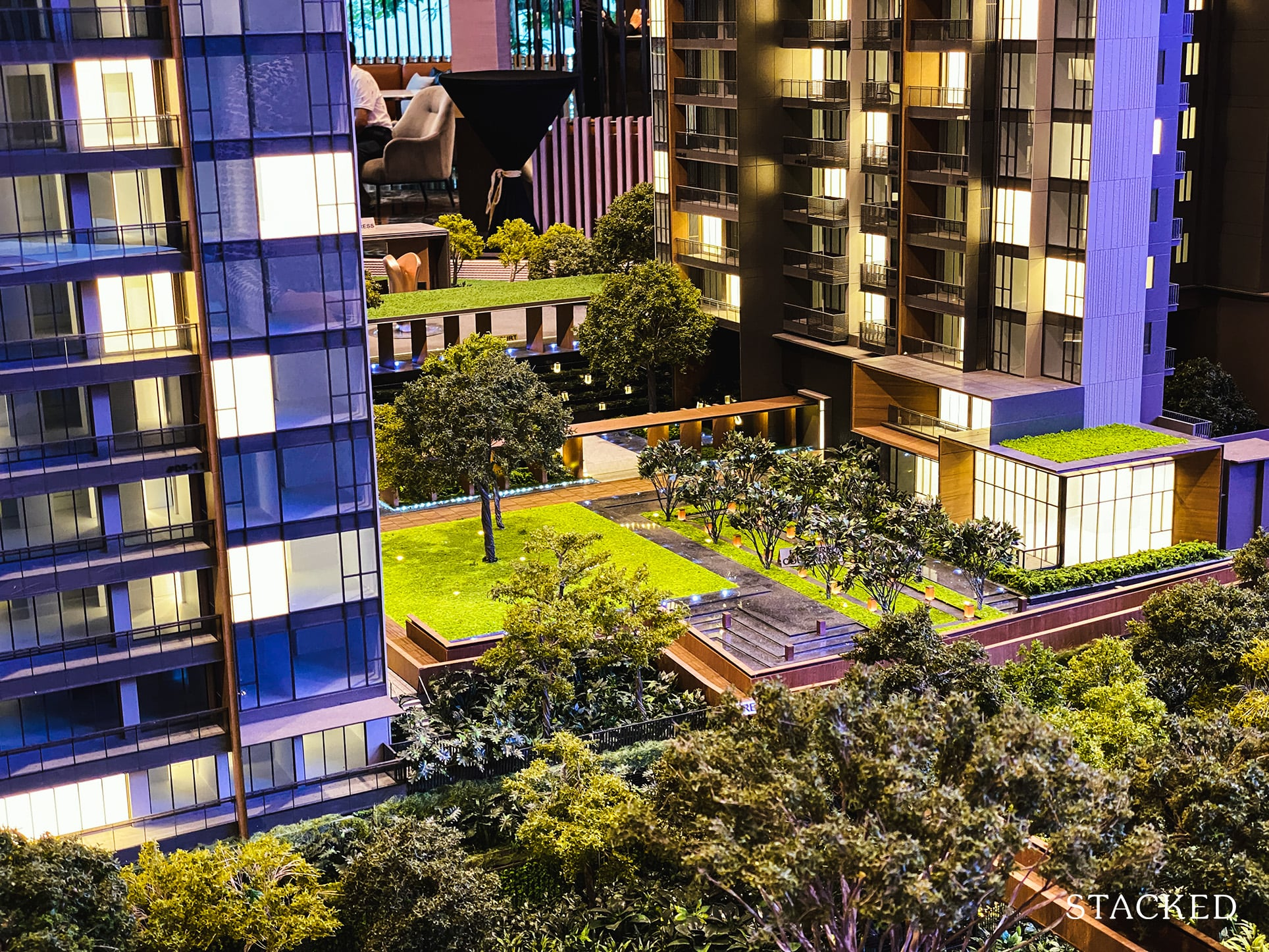 leedon green common areas
