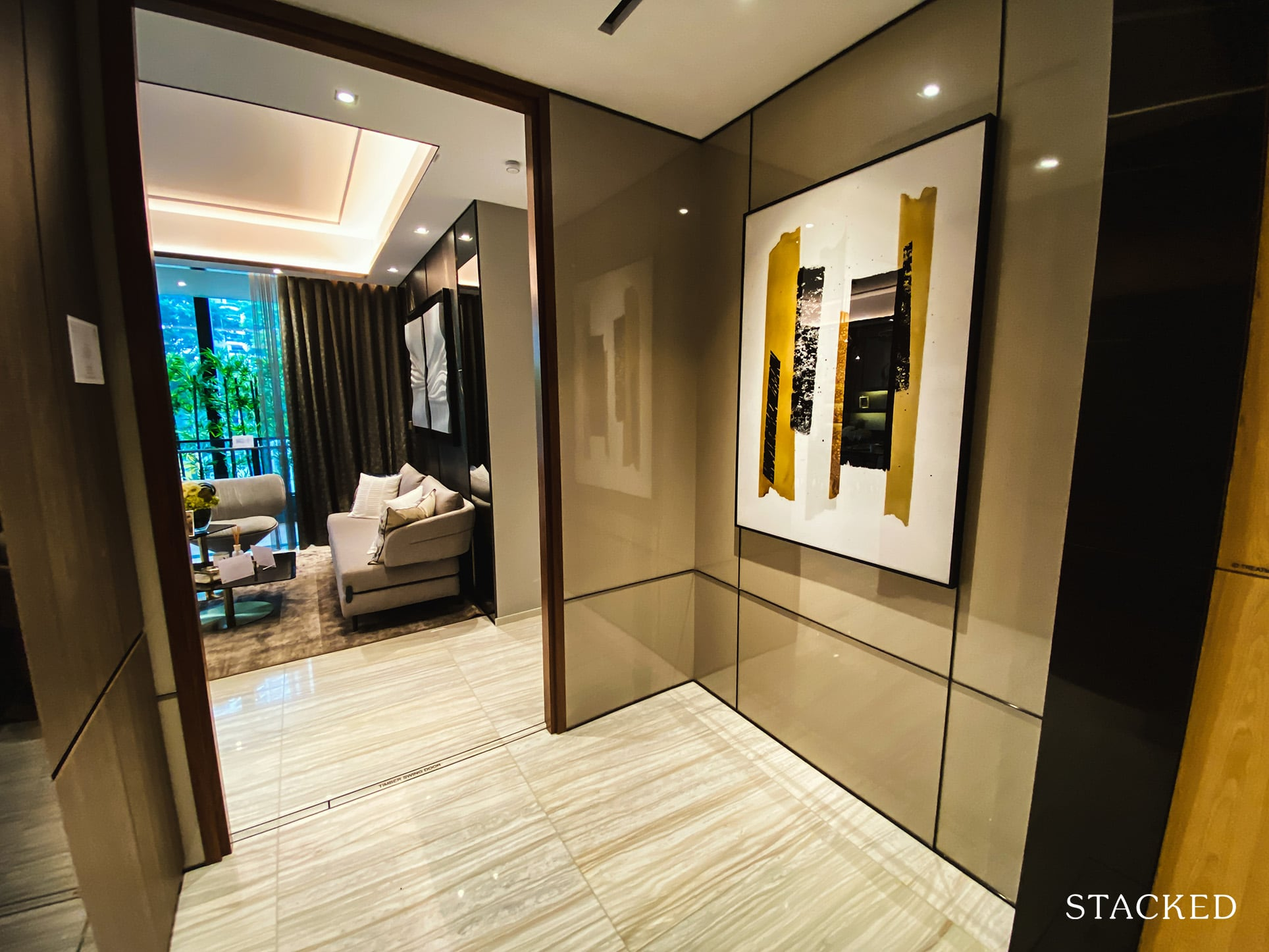 leedon green 3 bedroom exclusive entrance