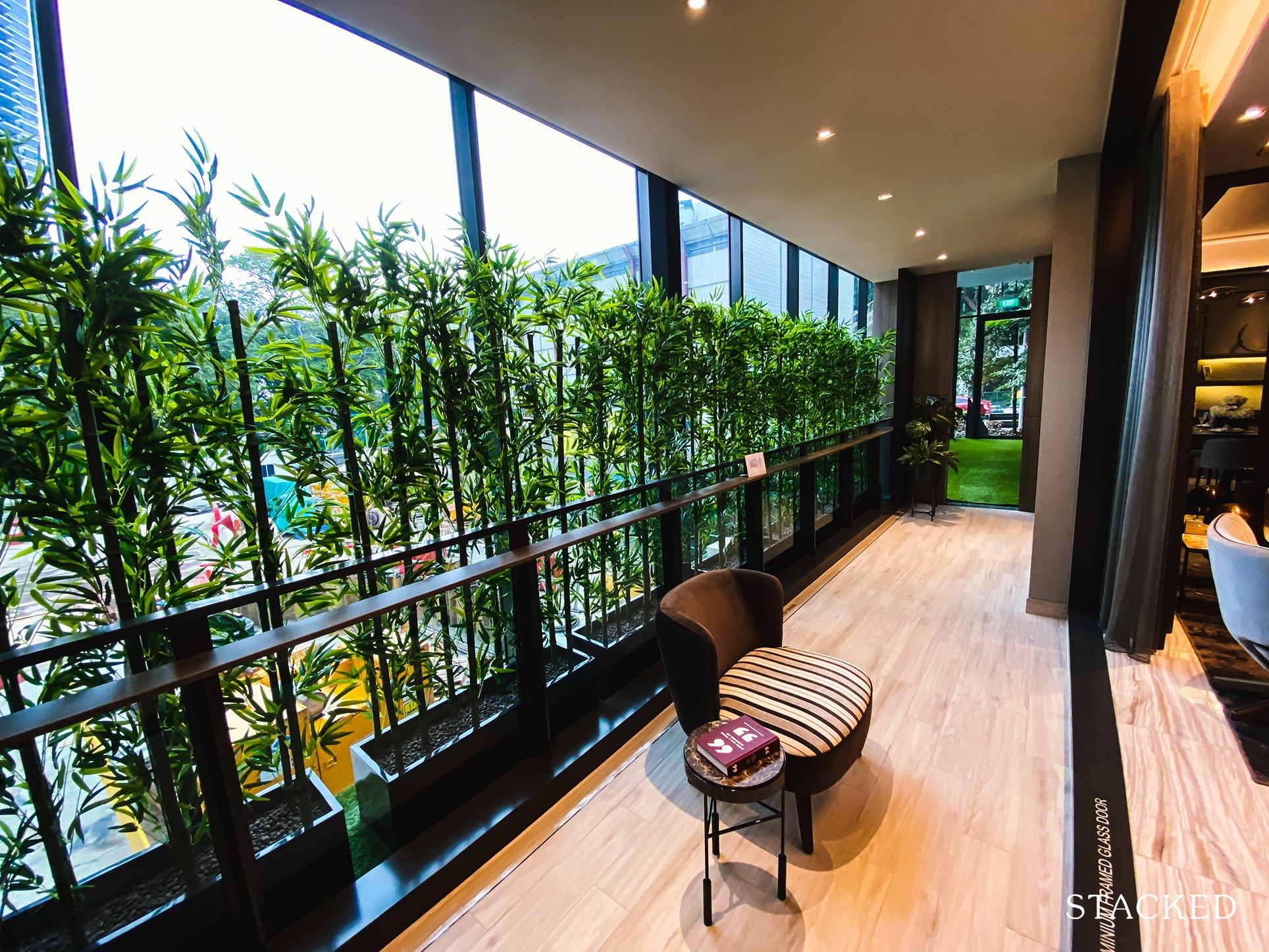 leedon green 3 bedroom exclusive balcony