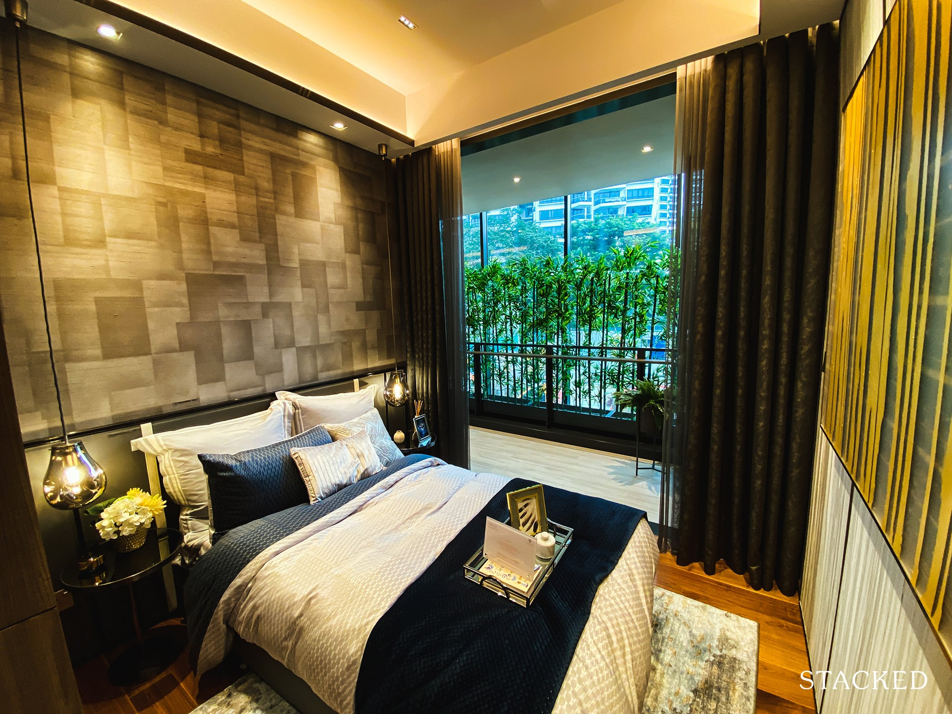 leedon green 3 bedroom exclusive bedroom 3
