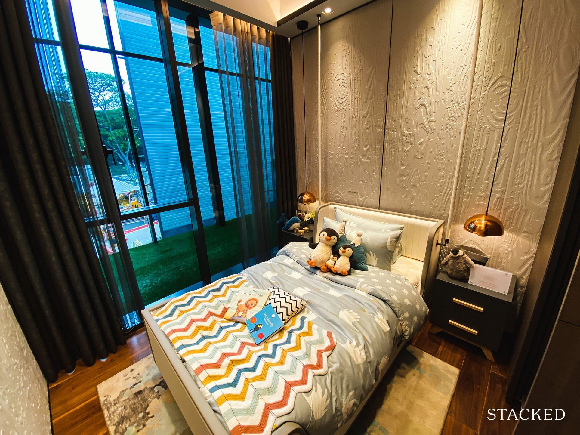 leedon green 3 bedroom exclusive common bedroom 2