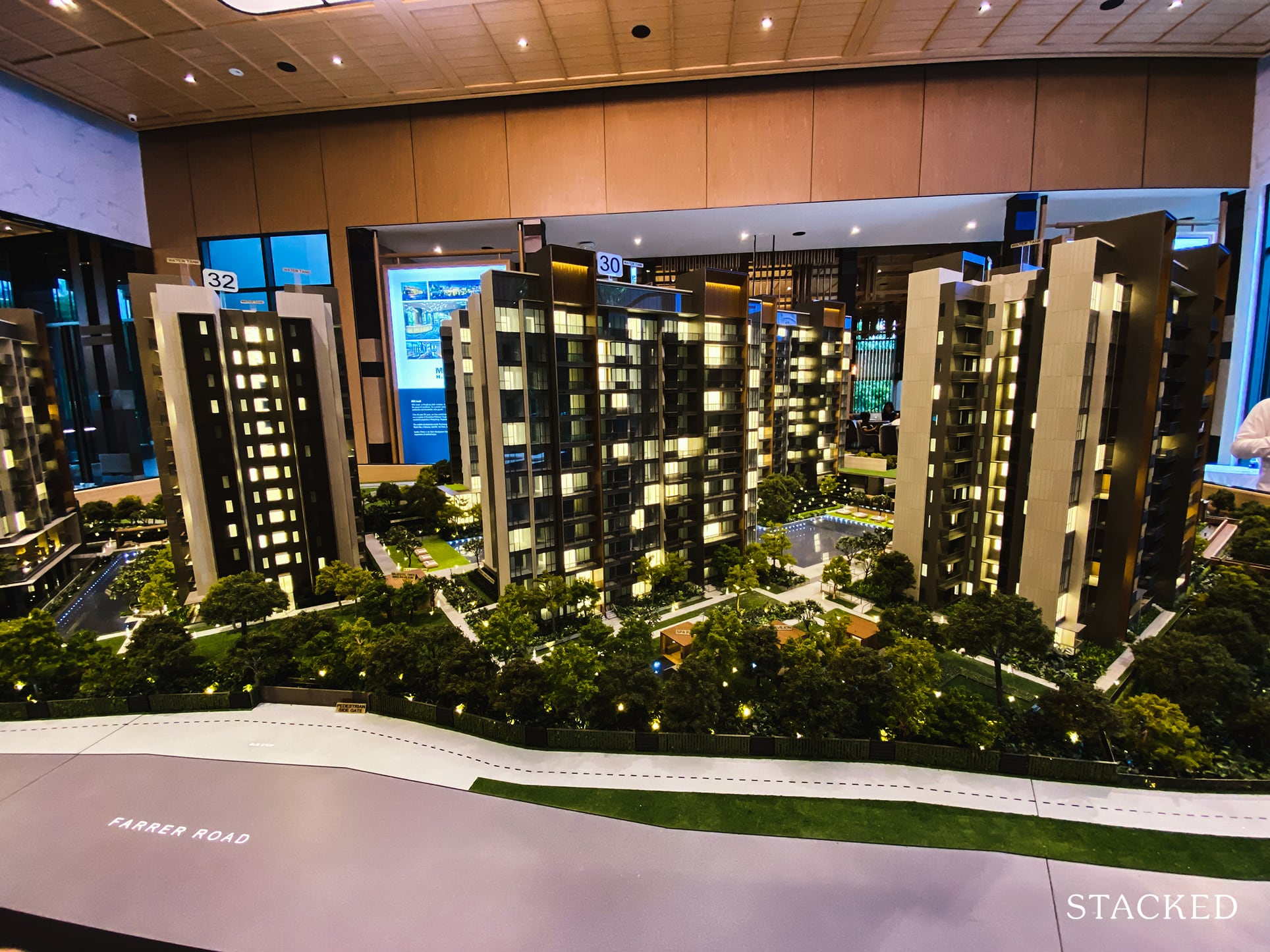 leedon green showflat