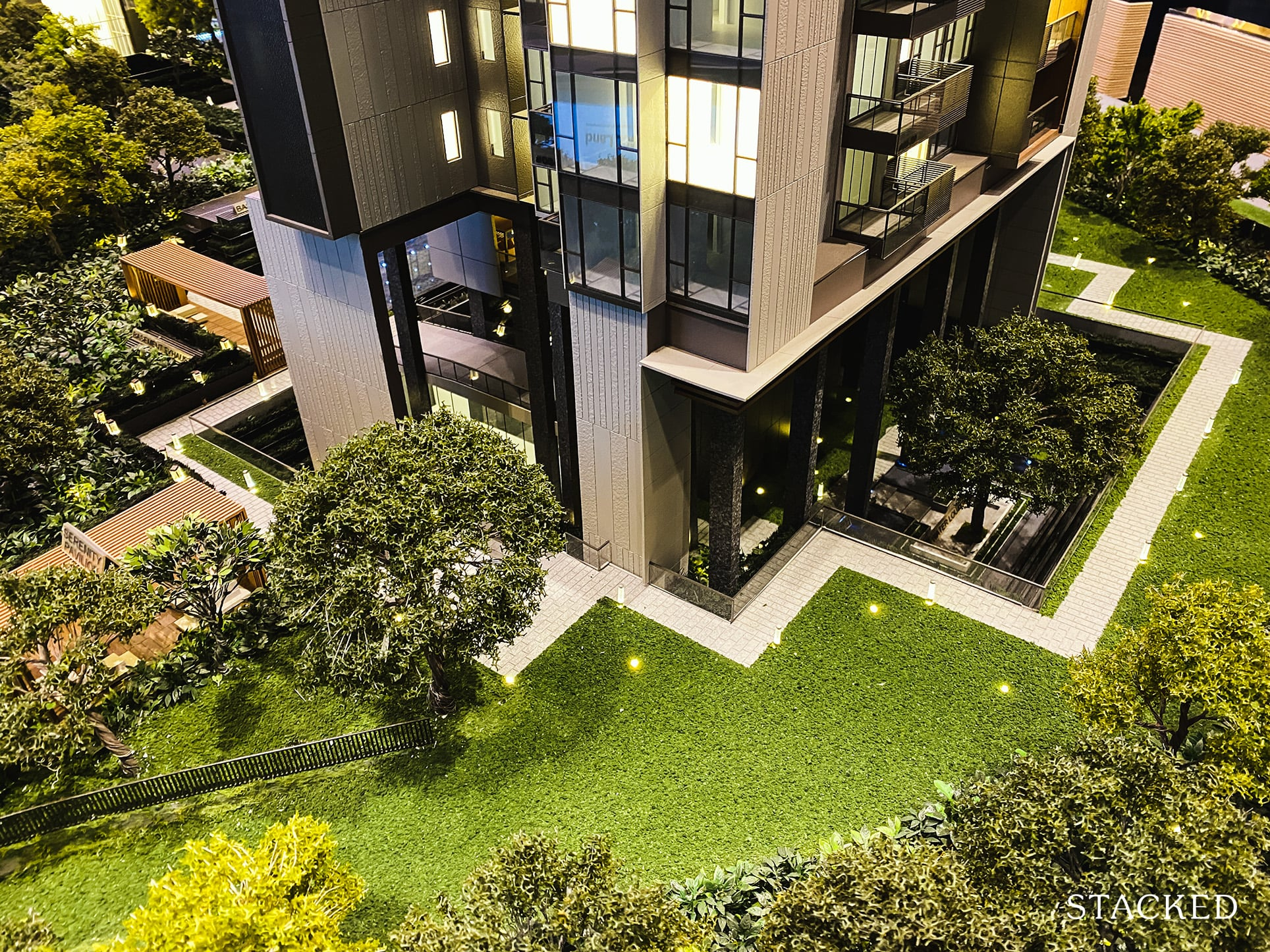 leedon green open block