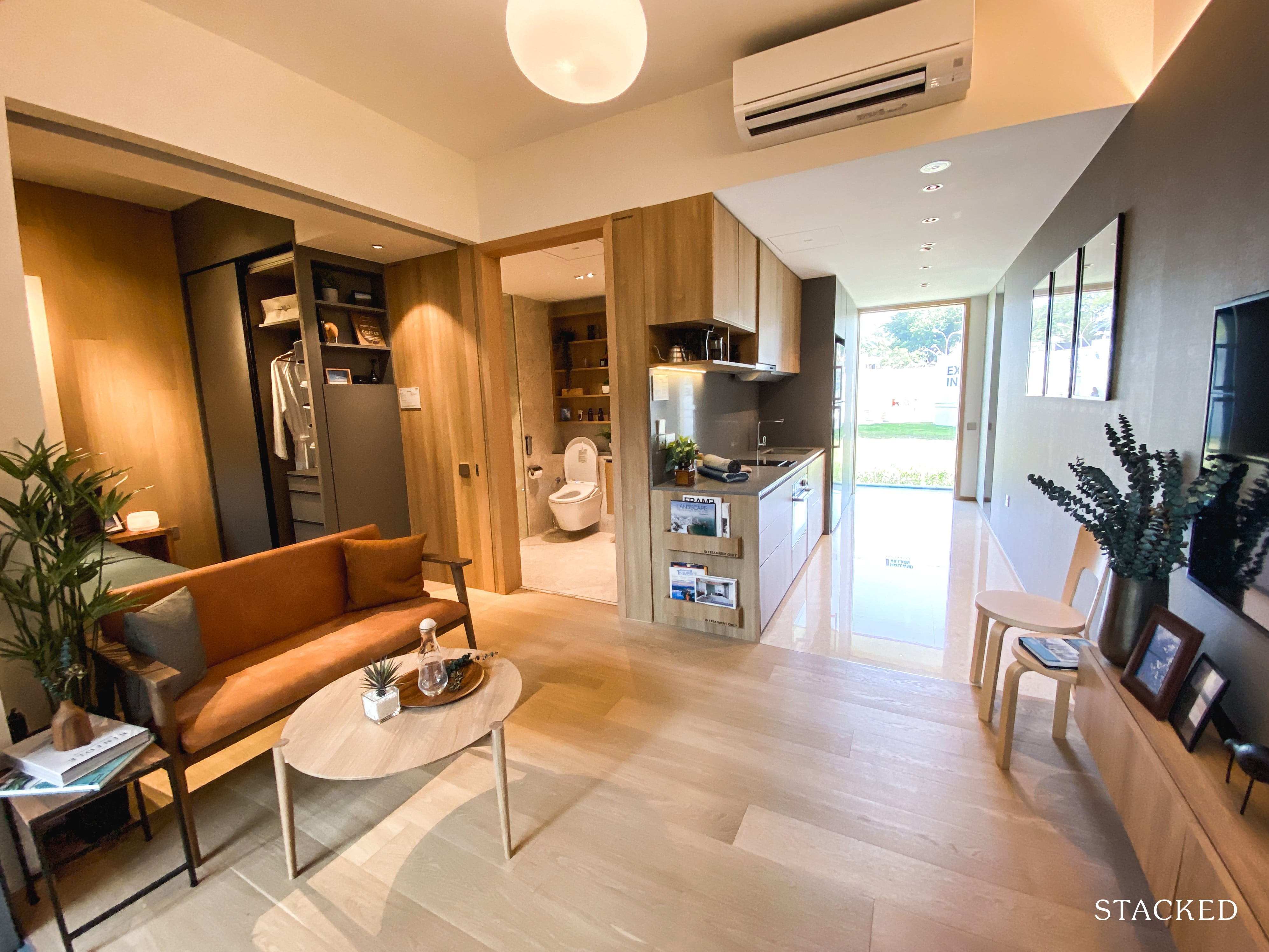 one holland village residences 1 bedroom