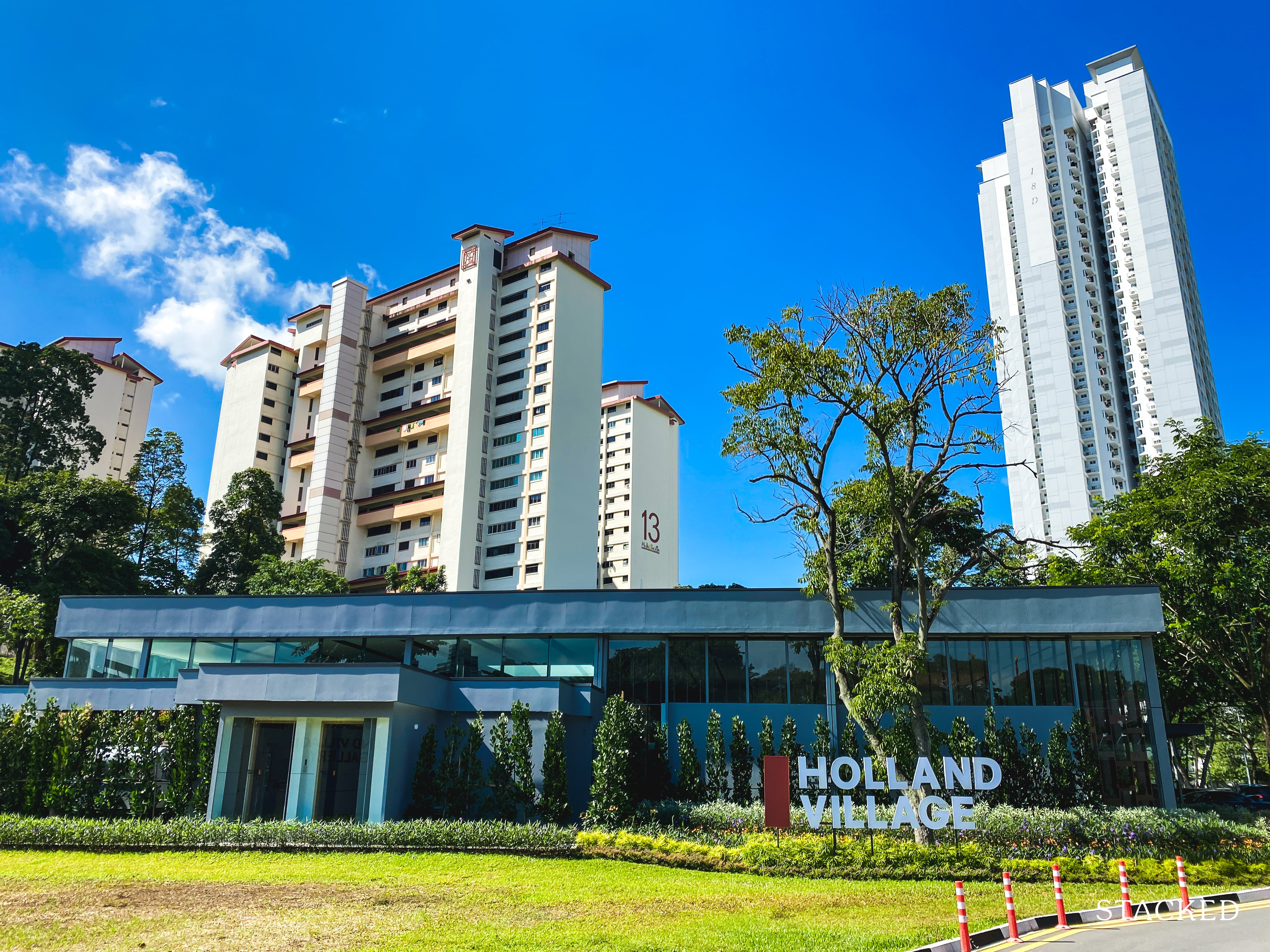 one holland village residences showflat