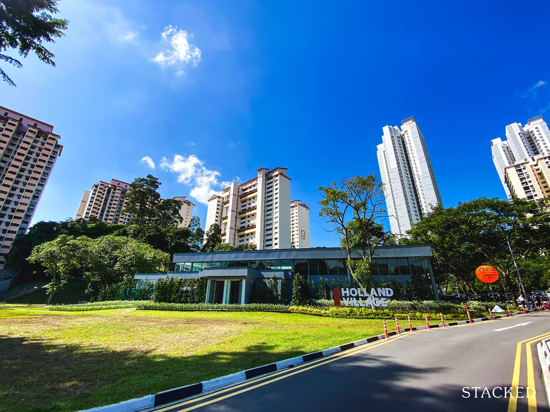 one holland village residences review