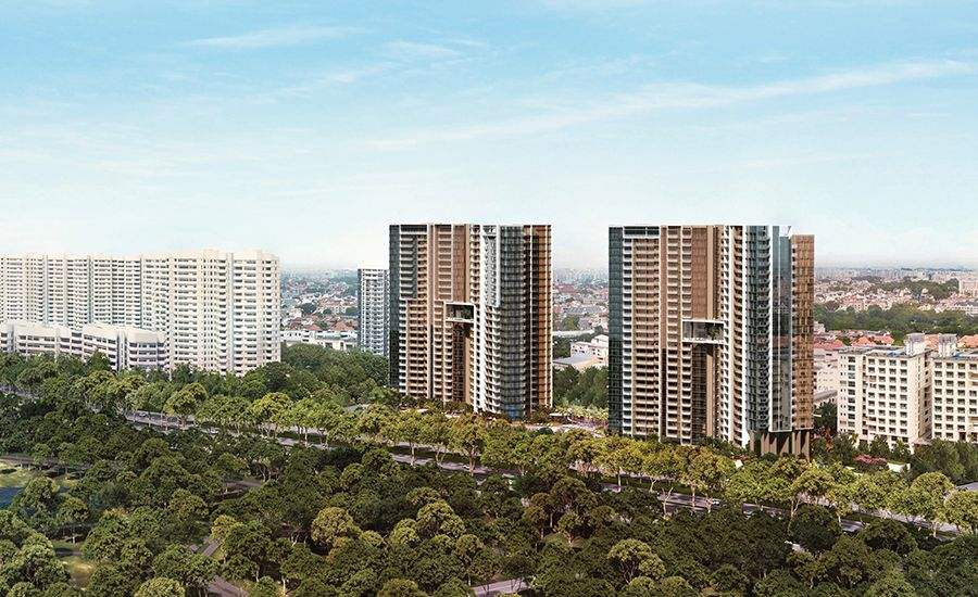 Seaside Residences Condo Singapore