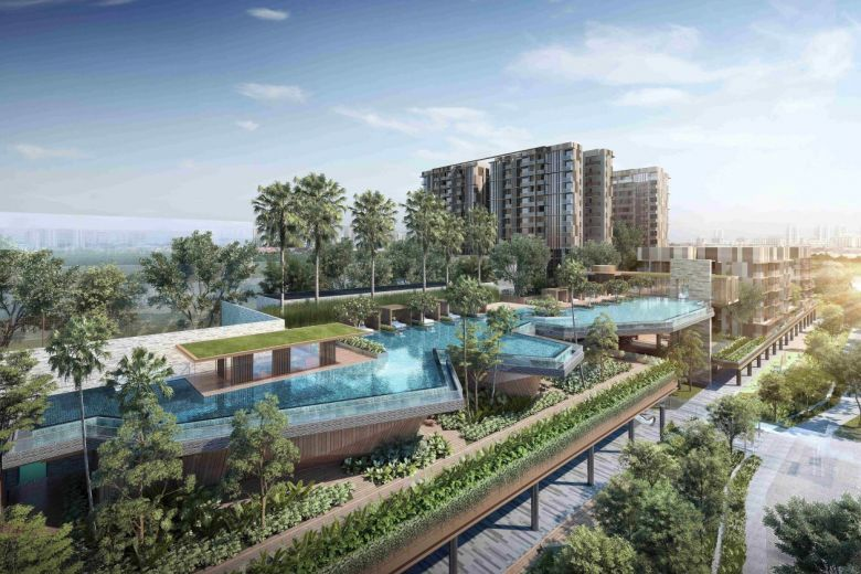 Dairy Farm Residences Condo Singapore