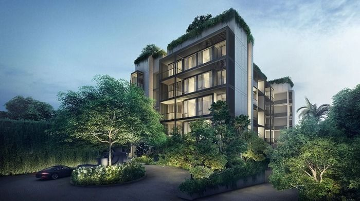 Jervois Prive Condo Singapore