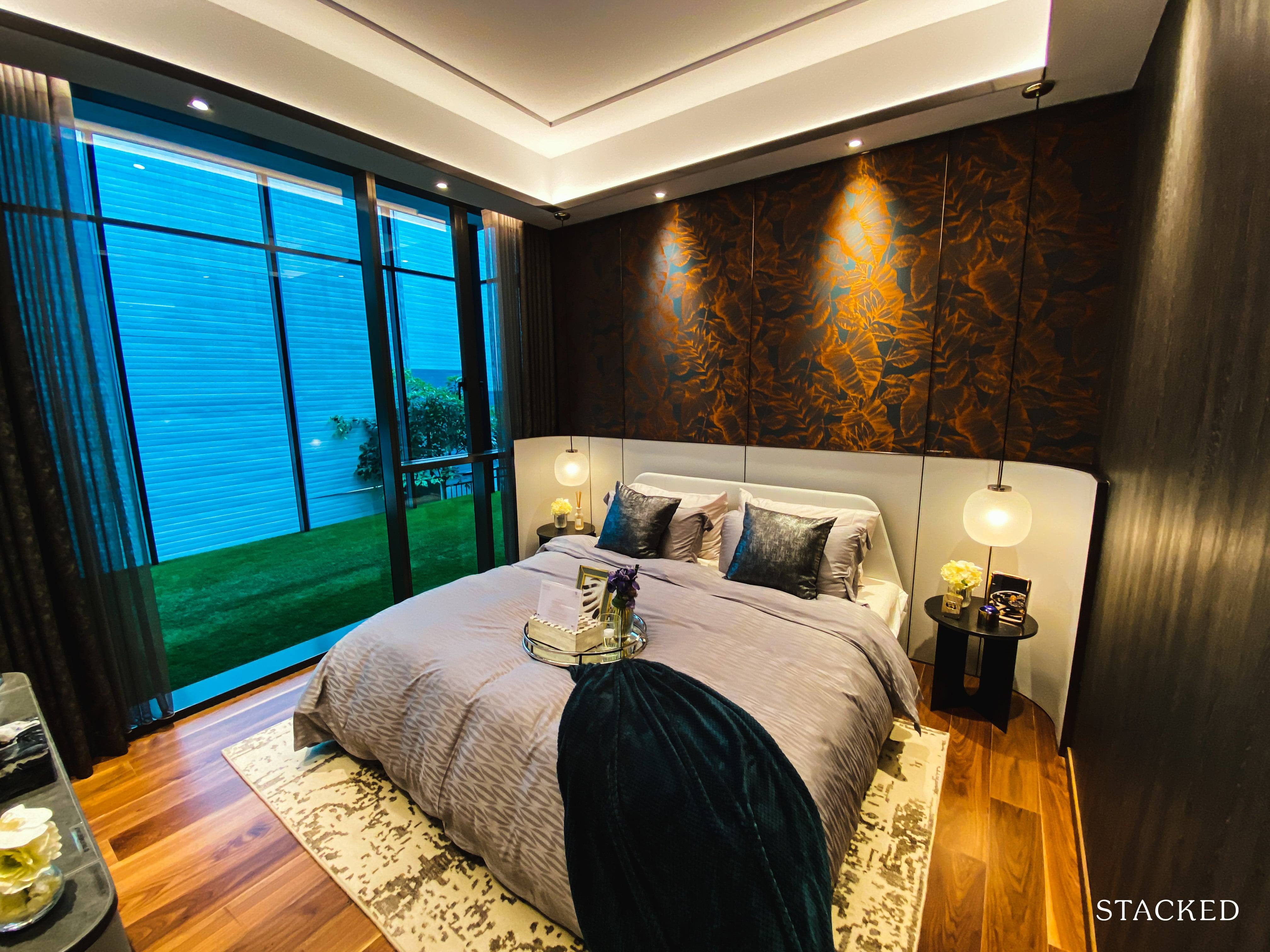 leedon green 3 bedroom exclusive master bedroom