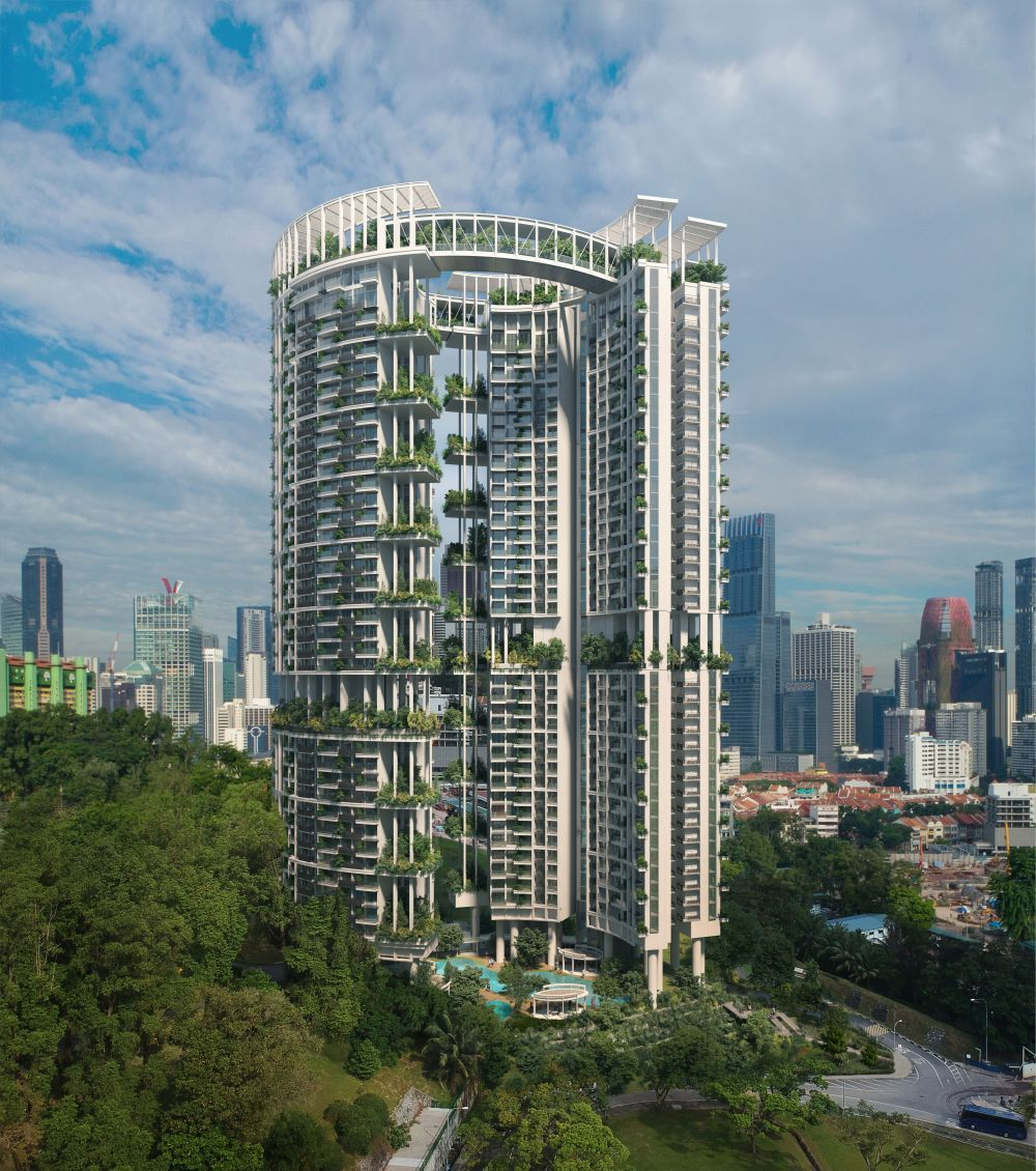 One Pearl Bank Condo Singapore