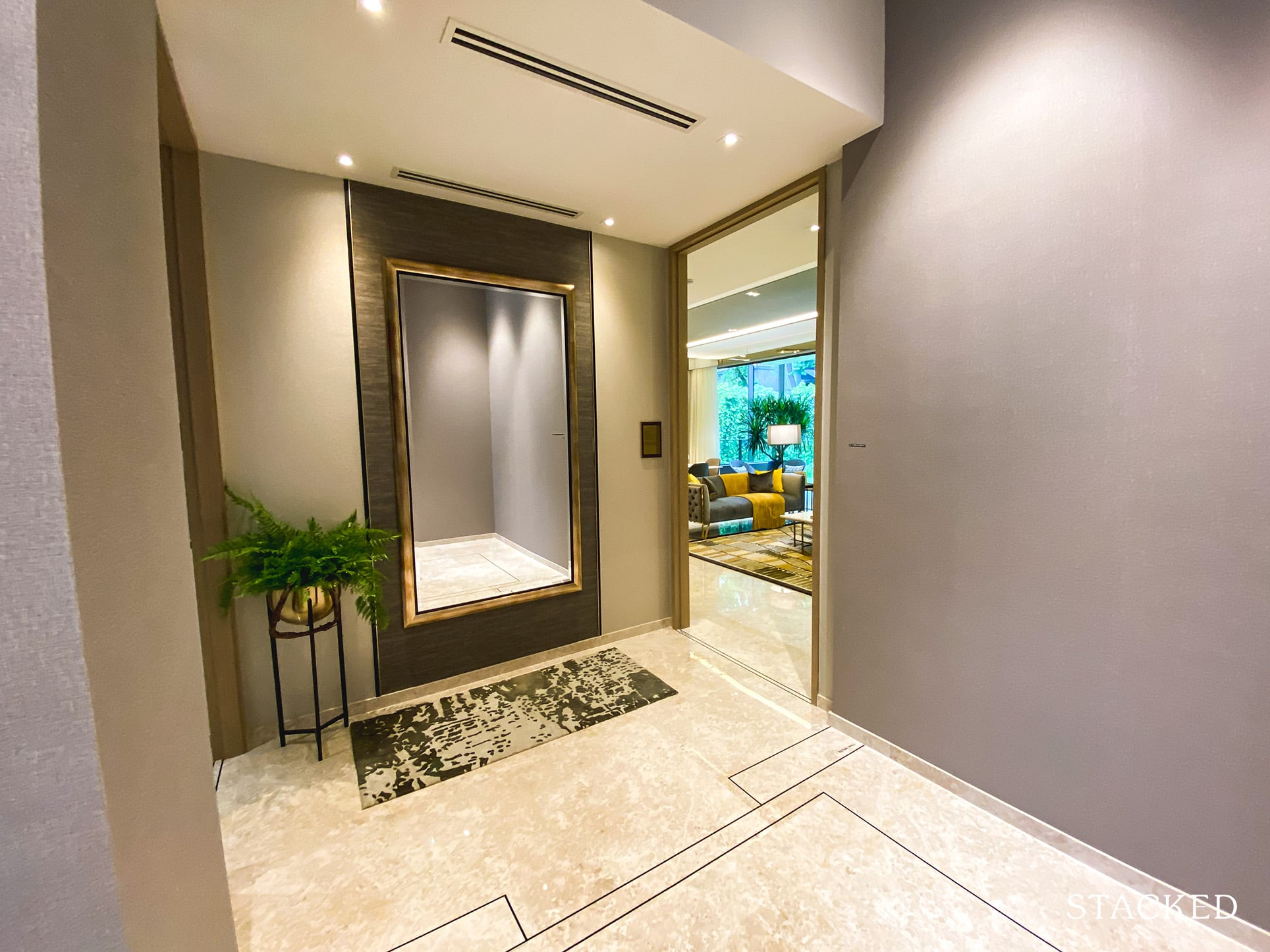 the avenir 4 bedroom private lift