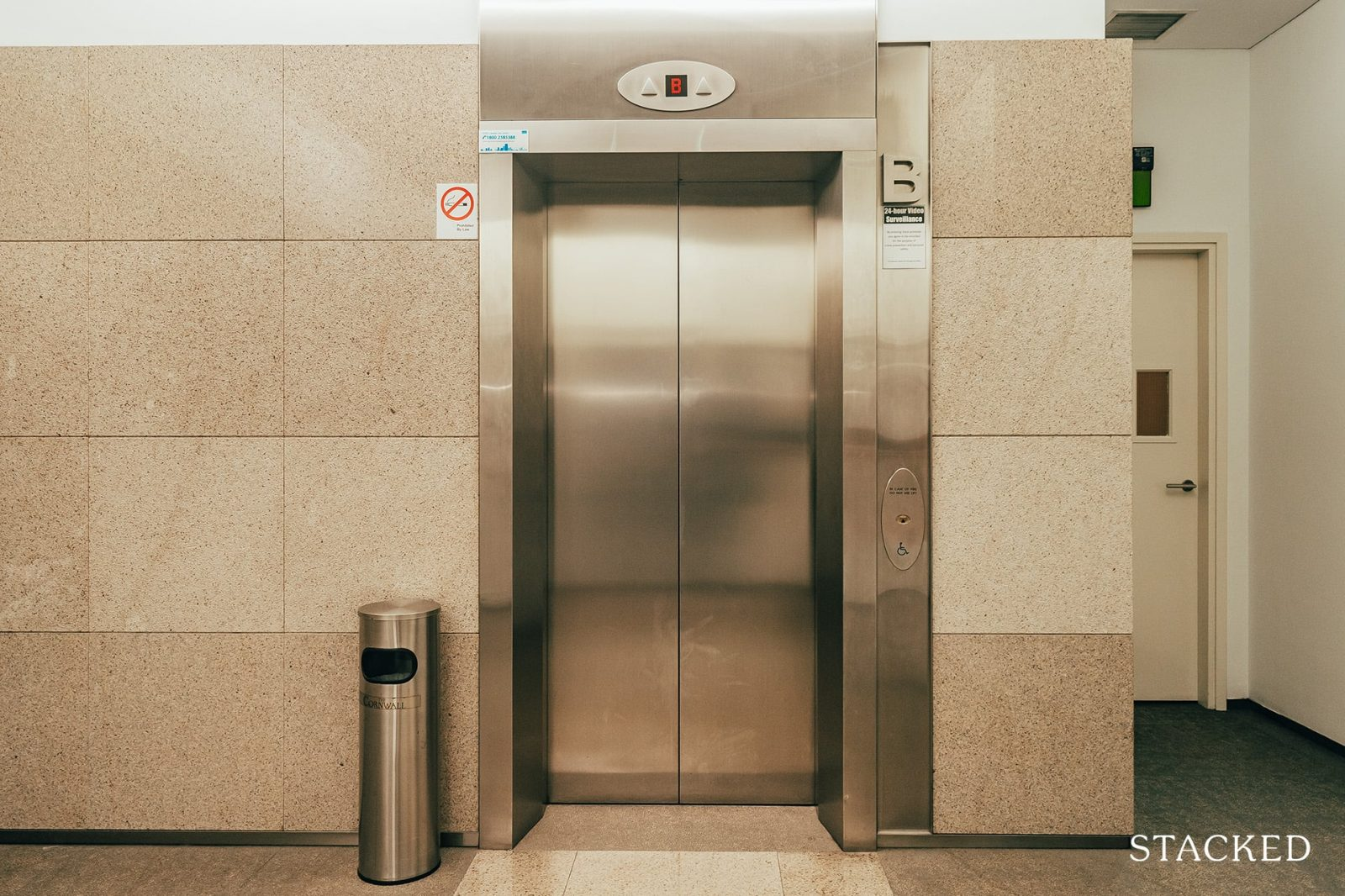 the cornwall lift