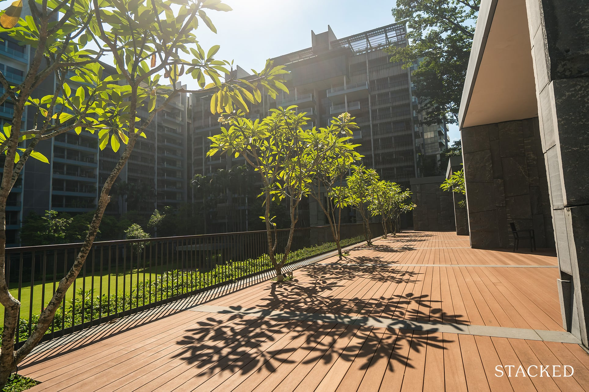 goodwood residence clubhouse deck