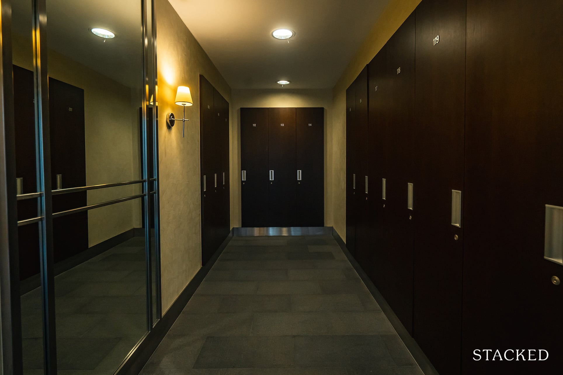 goodwood residence lockers