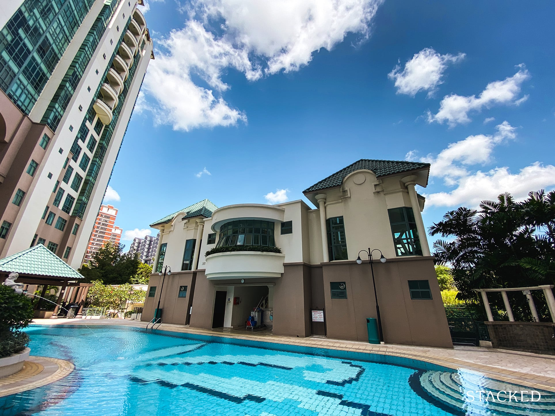 Tanglin regency clubhouse