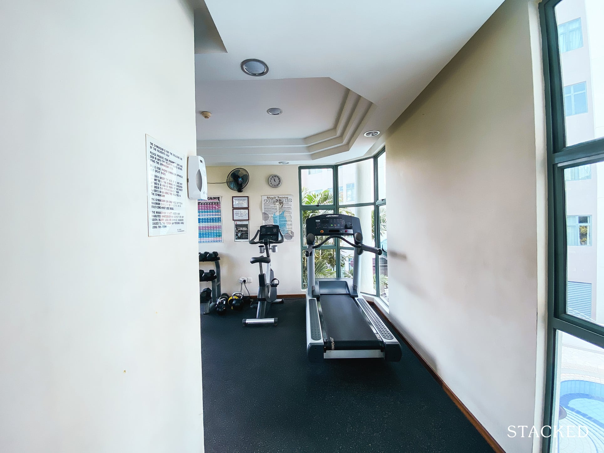 Tanglin regency gym