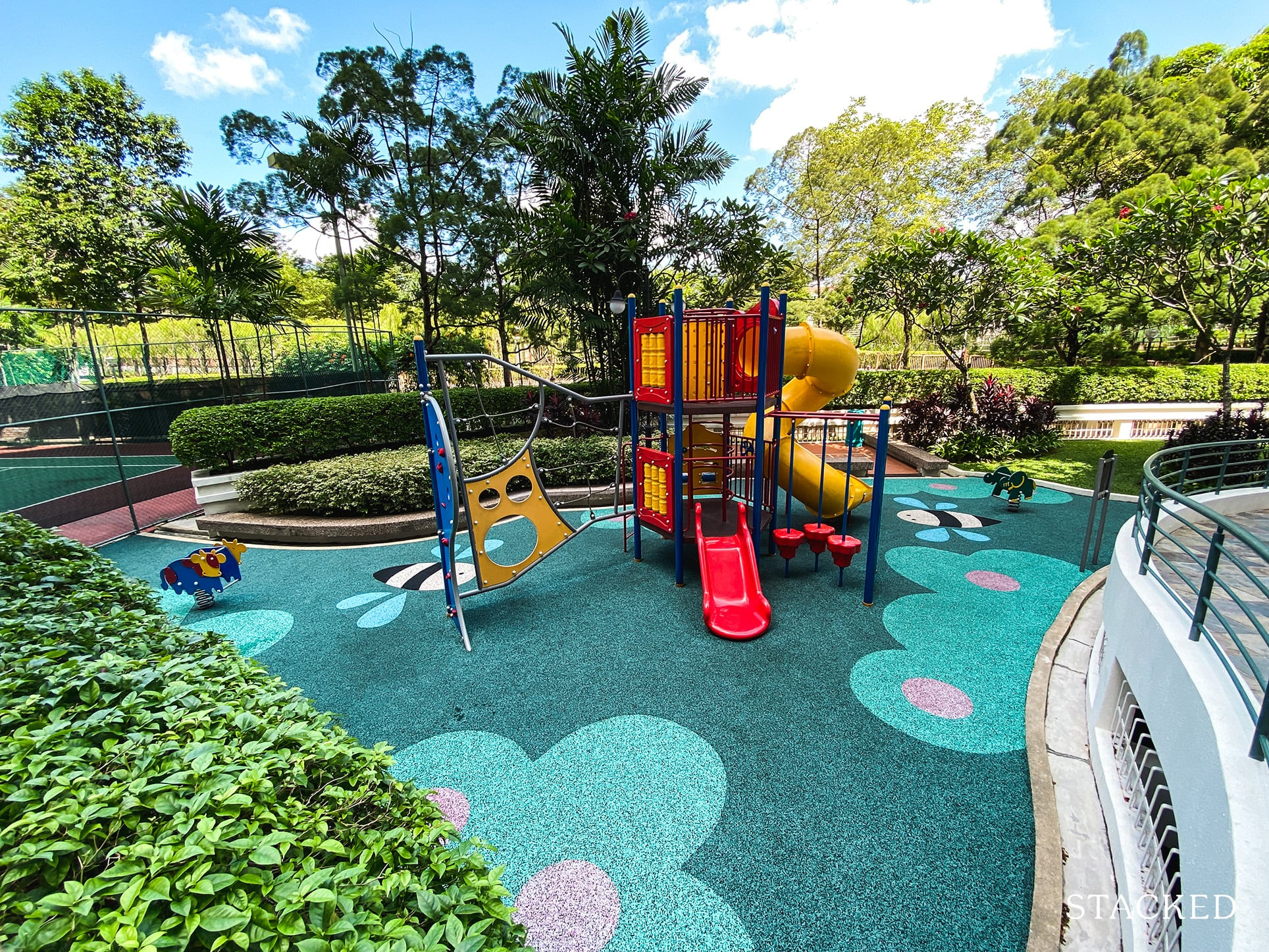 Tanglin regency playground
