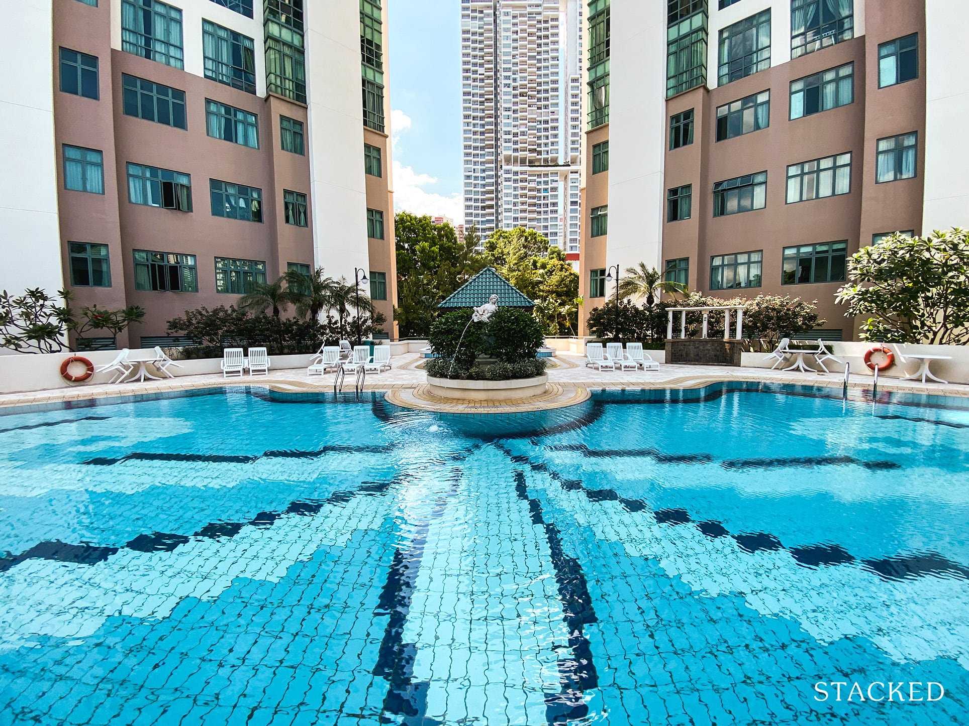 Tanglin regency pool