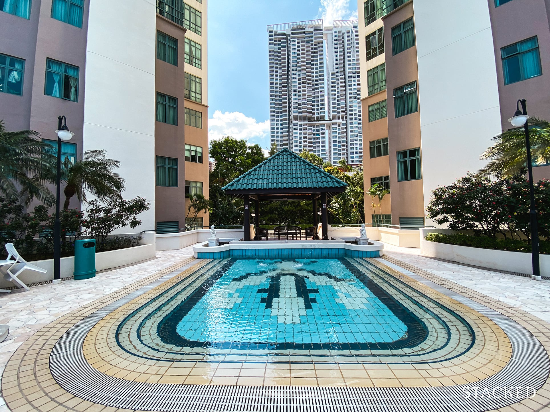 Tanglin regency small pool