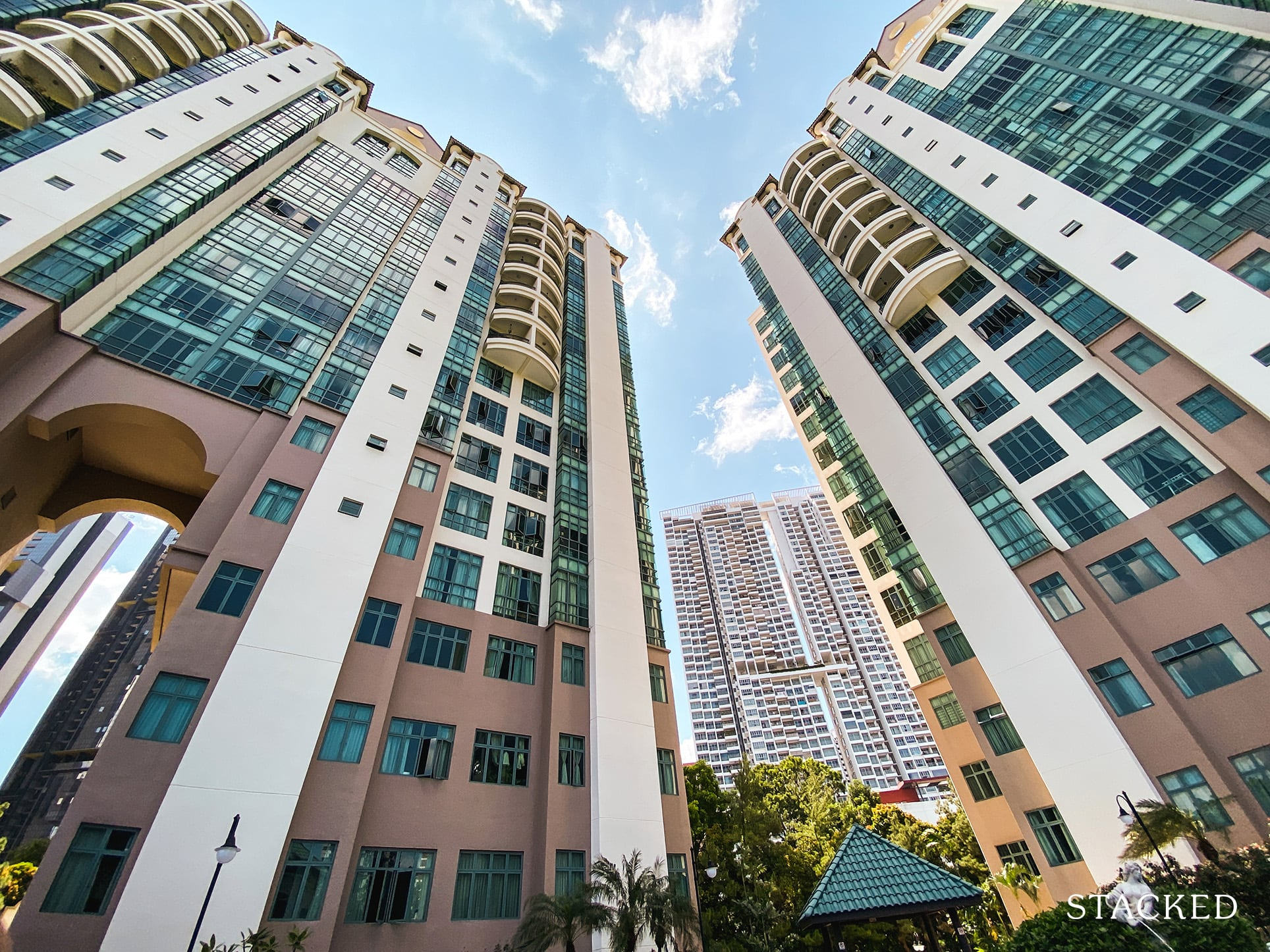 Tanglin regency towers