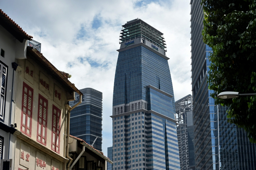 capitaland review