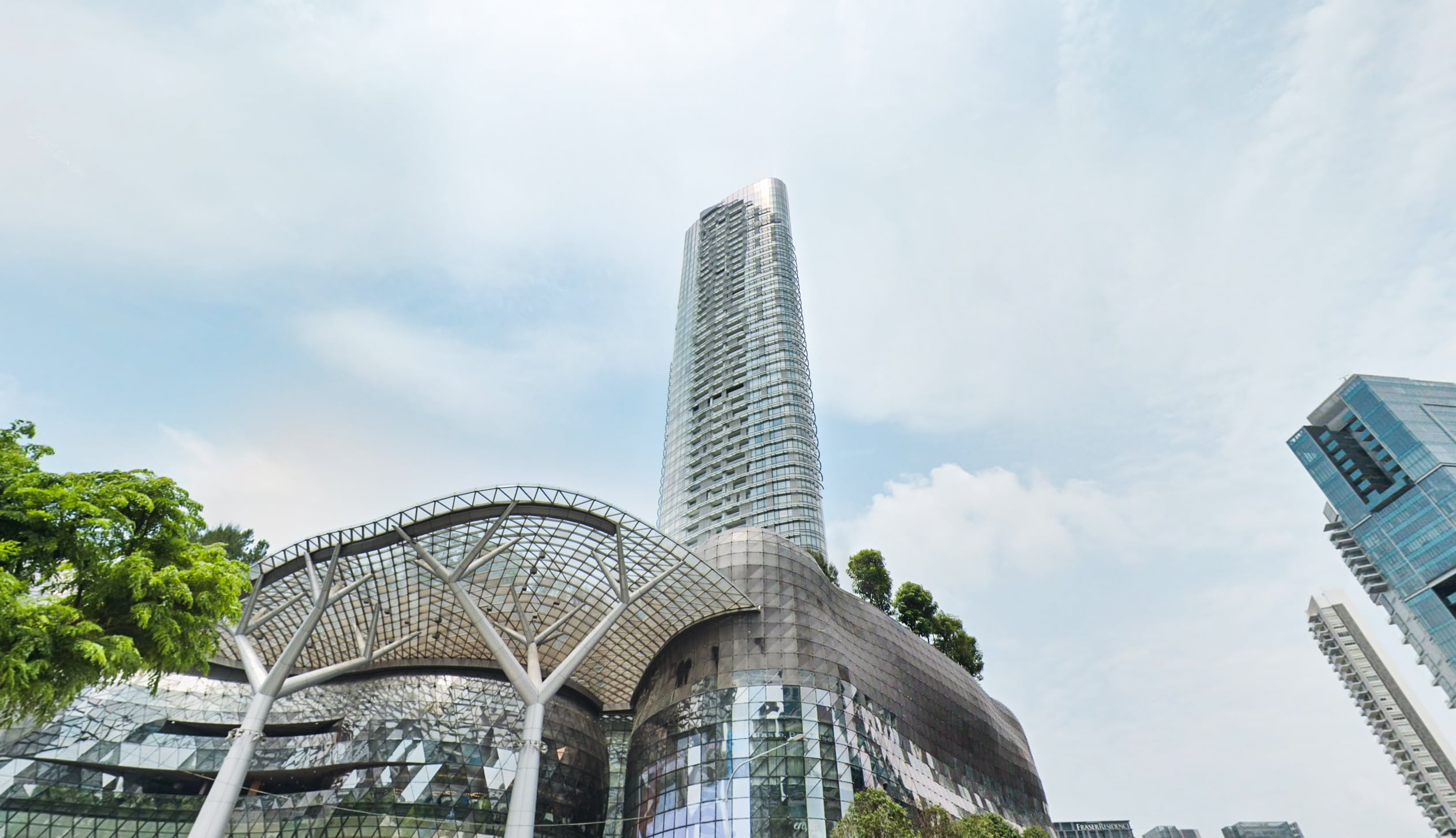 Orchard Residences by Capitaland