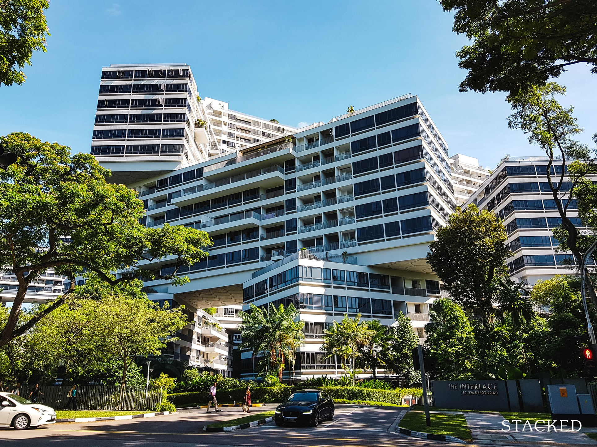The Interlace Condo Capitaland