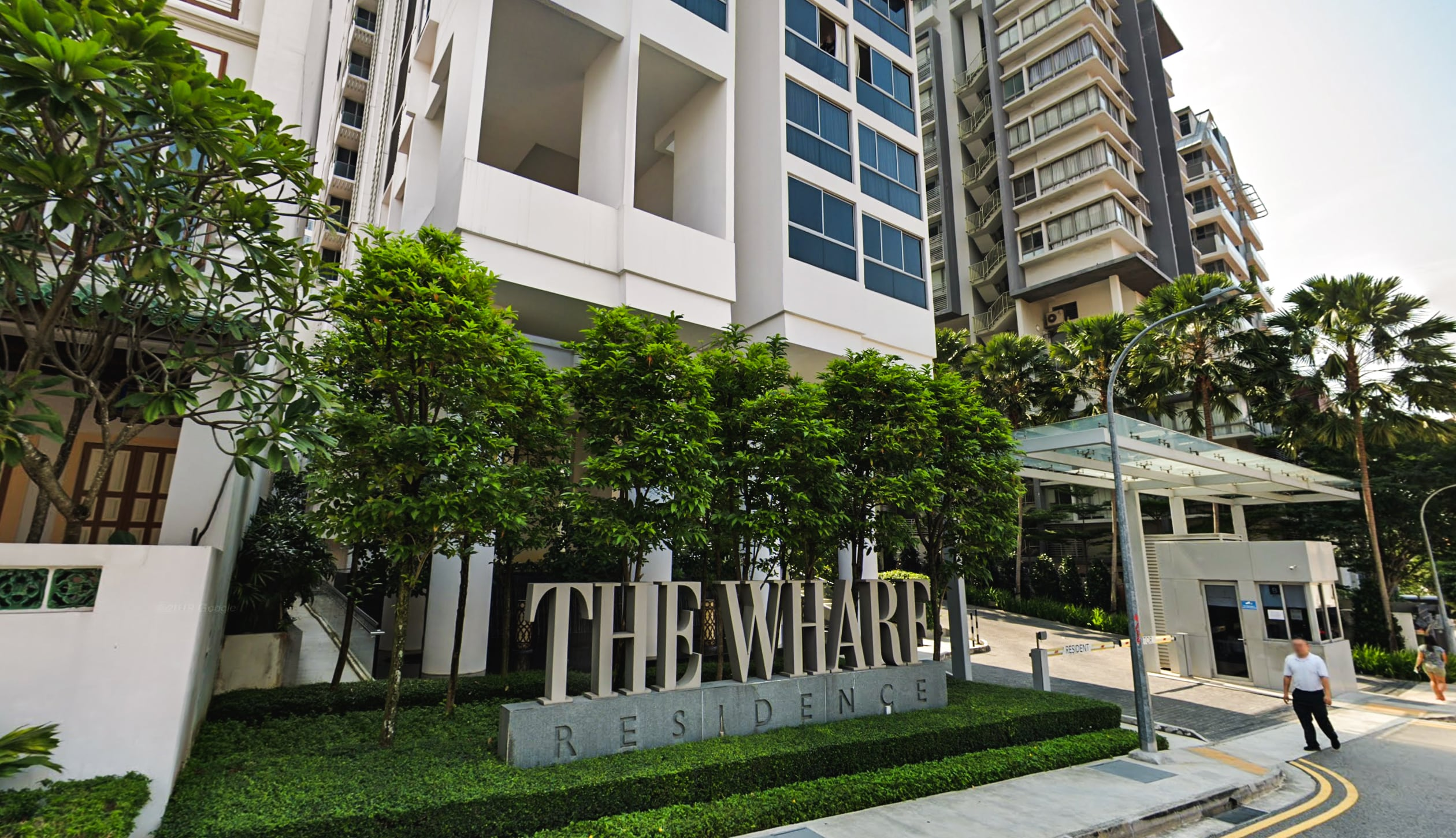 The Wharf Residence by Capitaland