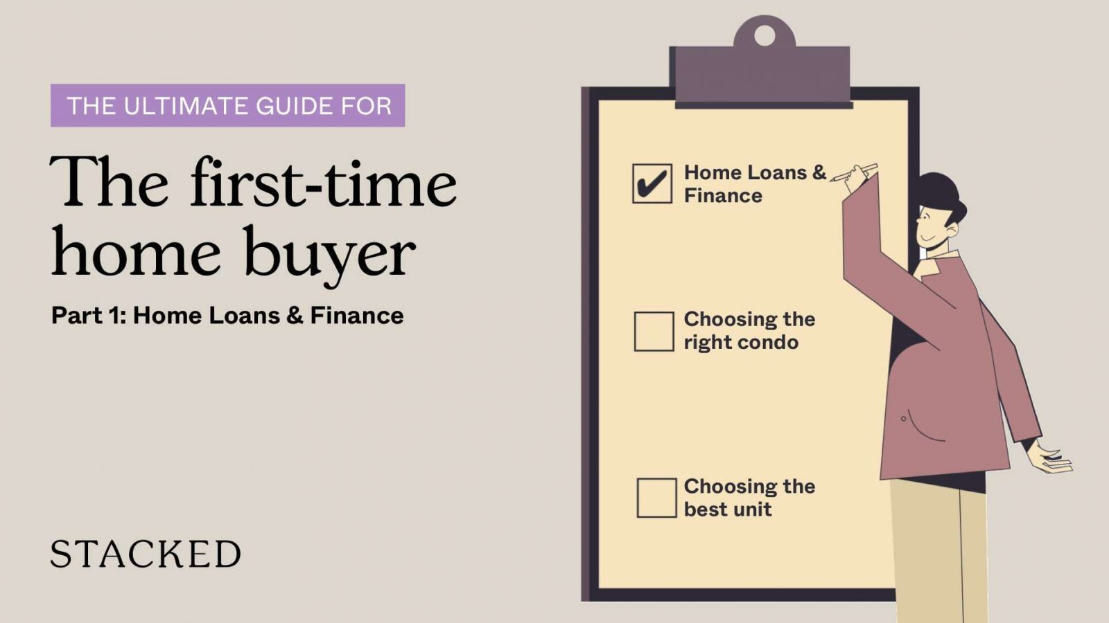 ultimate guide first time home buyer