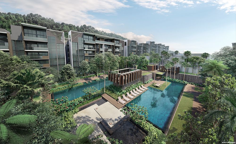 Kent Ridge Hill Residences Condo Singapore