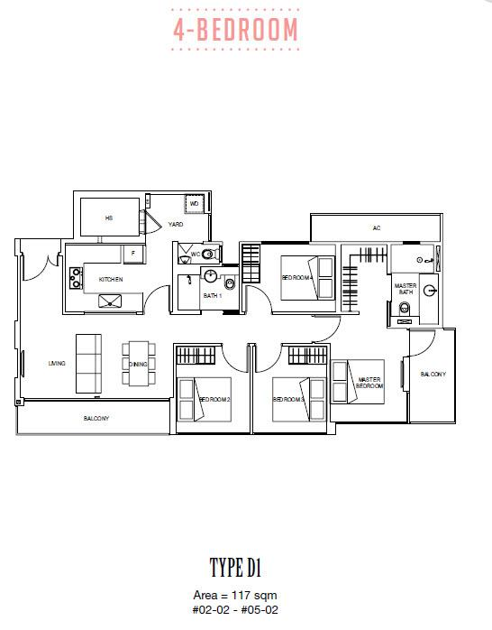 carpmael 38 floor plan