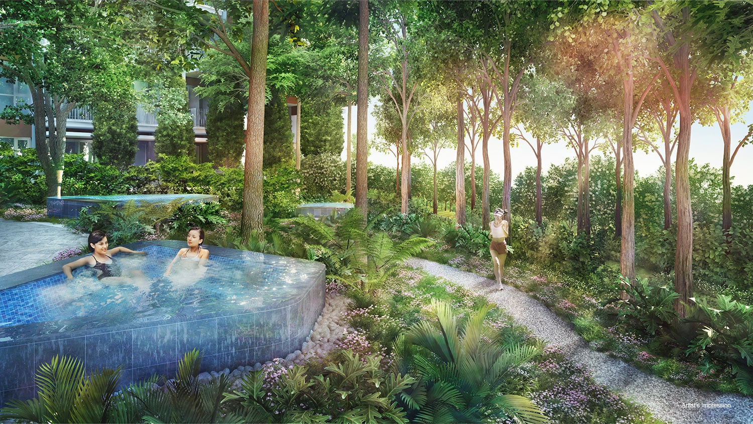Forest Woods Condo Singapore