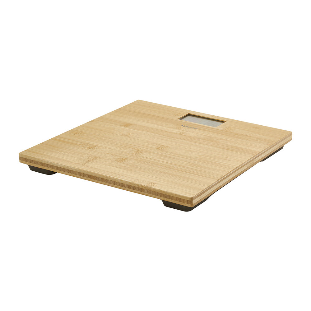 bamboo scale