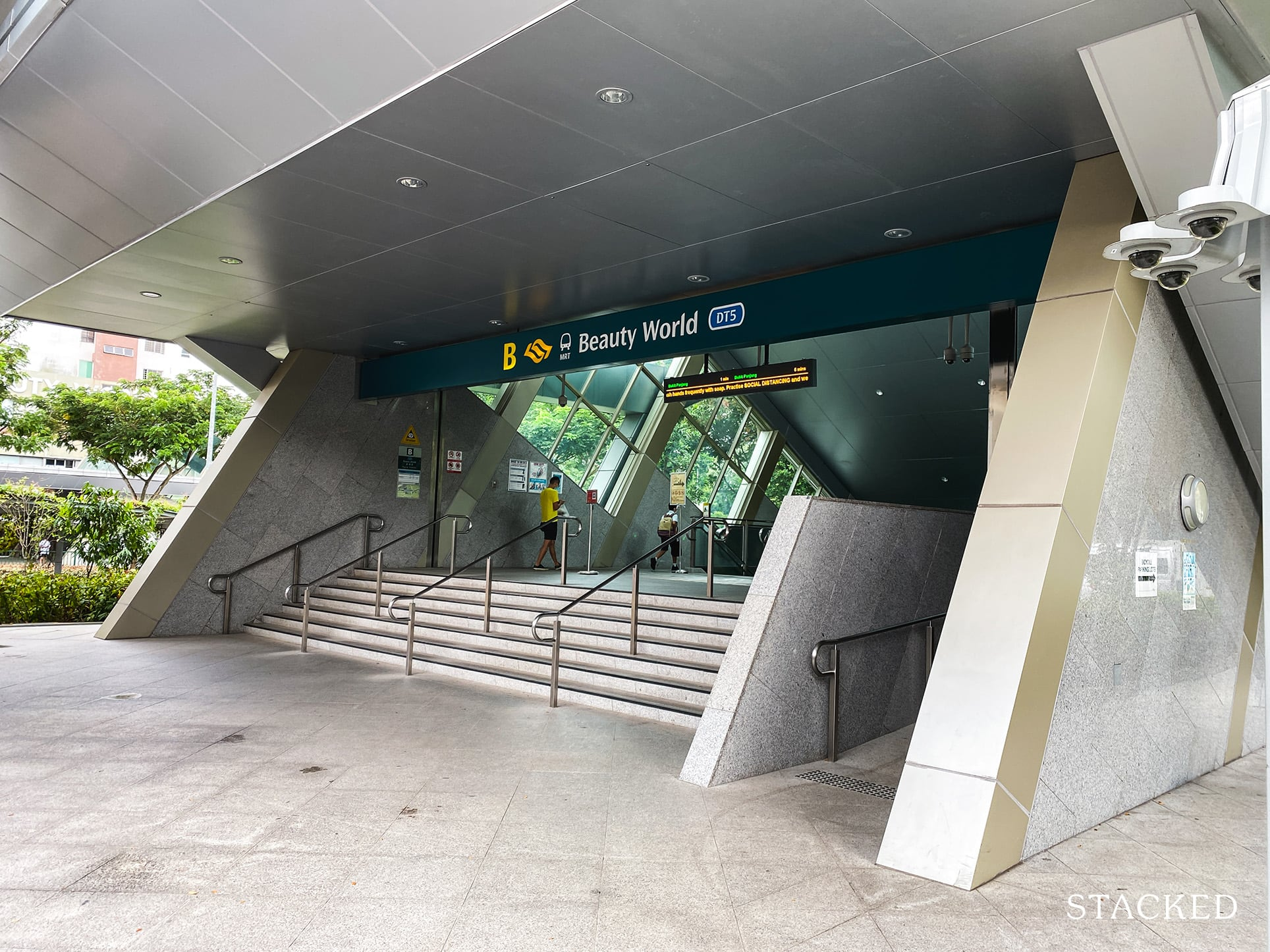beauty world mrt downtown line