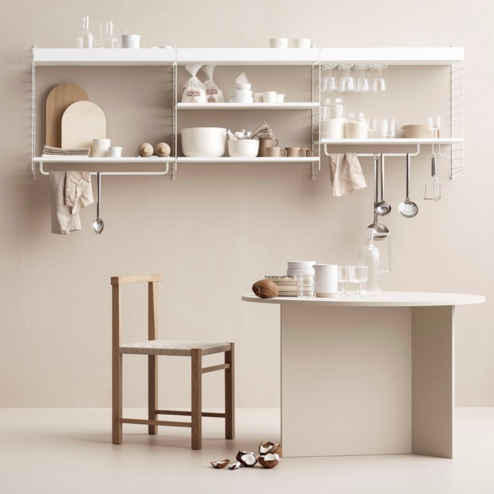 cutlery shelves