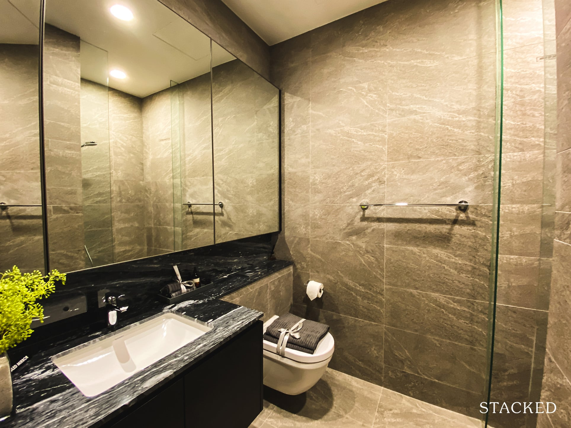 daintree residence 2 bedroom common bathroom