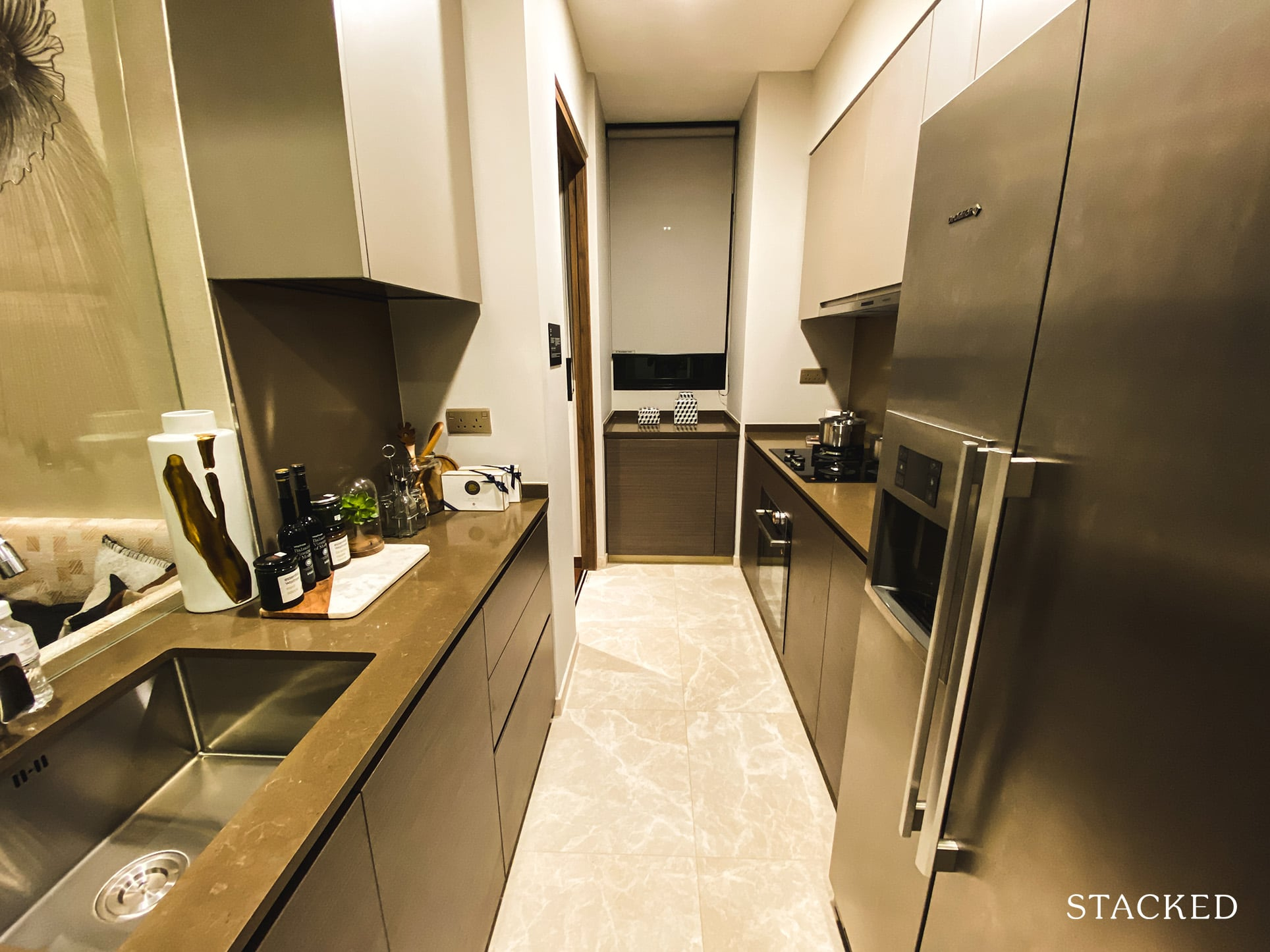daintree residence 3 bedroom kitchen
