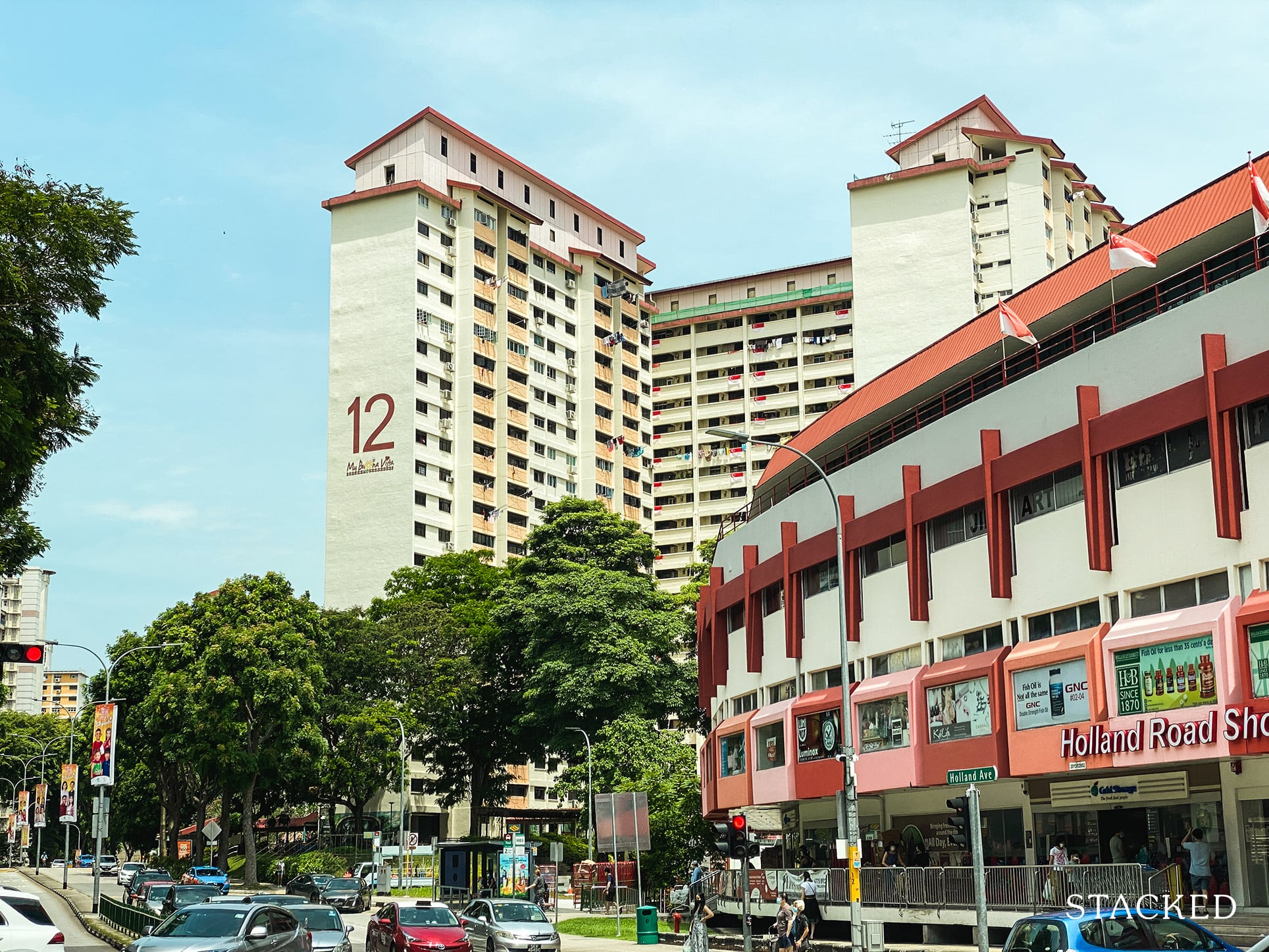 resale HDB prices