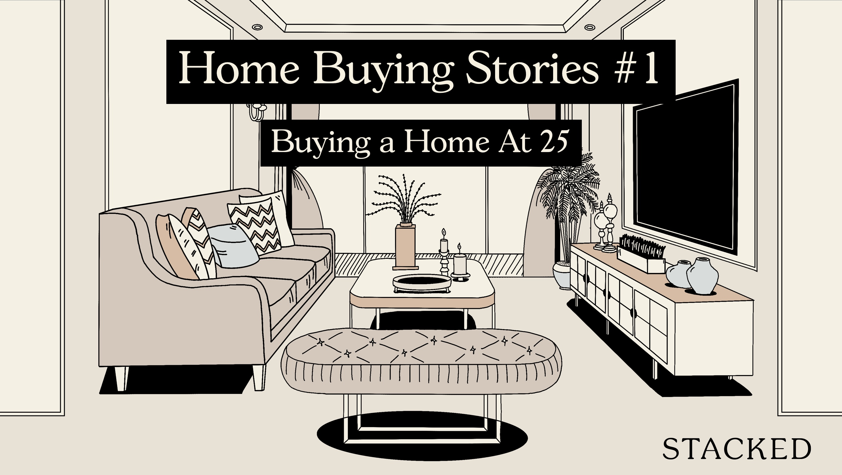 singapore home buying stories