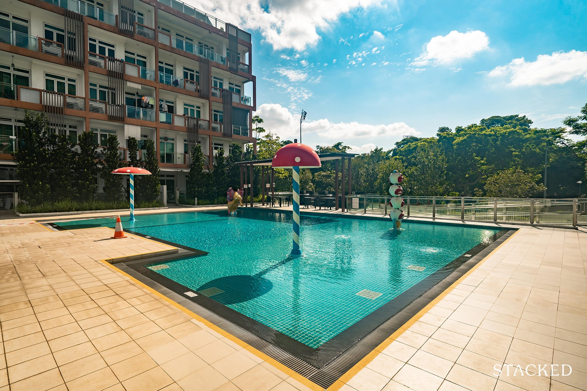 parc rosewood kids pool