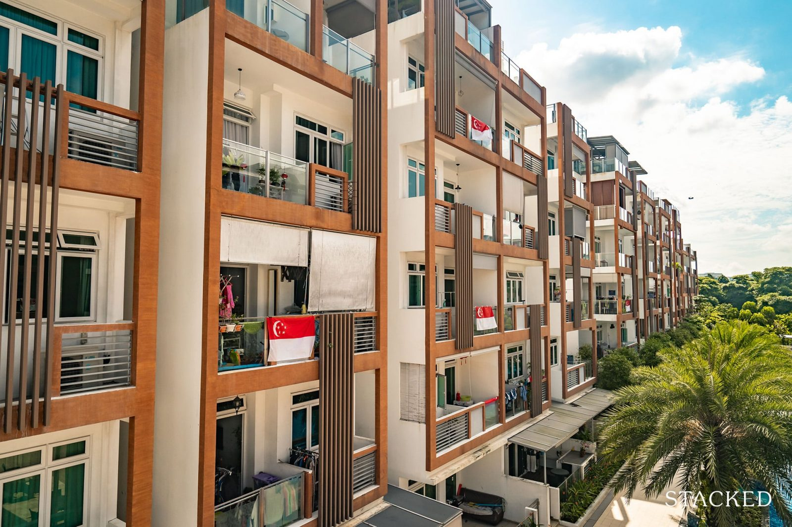 parc rosewood compact units